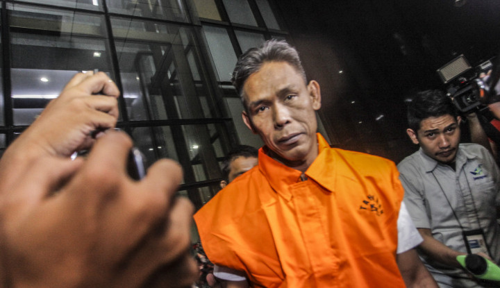 Foto Berita OTT DPRD Kalteng Terkait Izin Perkebunan Sawit