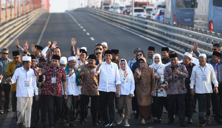 Terbongkar! Sejak 2016 Jembatan Suramadu Minta Digratiskan - Warta Ekonomi