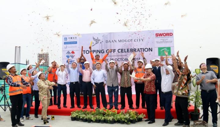 Foto Berita Tepati Janji, Damoci Lakukan Topping Off dalam Waktu 18 Bulan