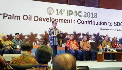 Foto Joko Supriyono: Dukungan Pemerintah ke Sektor Kelapa Sawit Sangat Besar