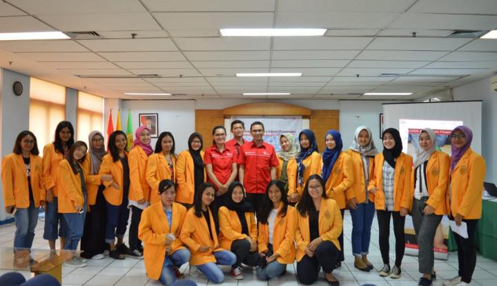 Foto Berita Dukung Program OJK, CNAF HelatKegiatan Literasi di Universitas Jayabaya
