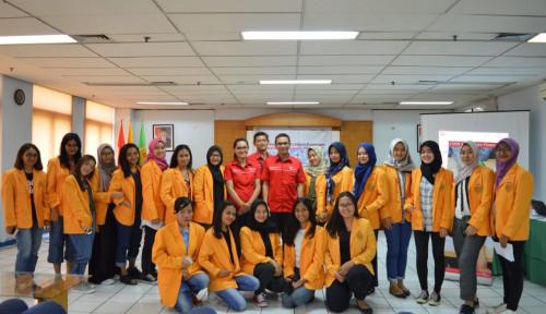 Foto Dukung Program OJK, CNAF HelatKegiatan Literasi di Universitas Jayabaya