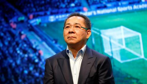 Foto Pemain Leicester Terbang ke Bangkok Beri Penghormatan Terakhir untuk Bos Vichai