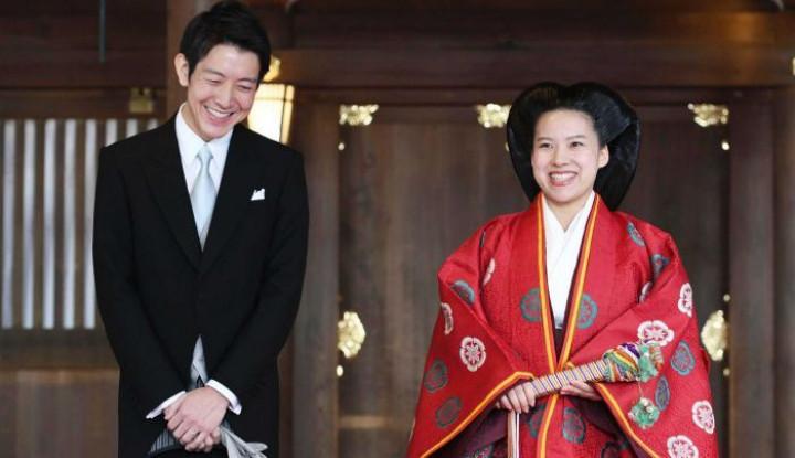 Foto Berita Lepas Status Bangsawan, Putri Ayako Terima Kompensasi US$1,3 Juta dari Jepang