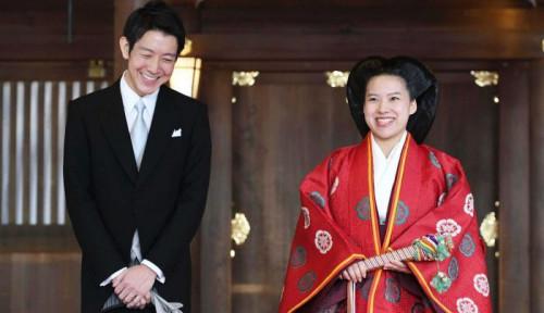 Foto Lepas Status Bangsawan, Putri Ayako Terima Kompensasi US$1,3 Juta dari Jepang