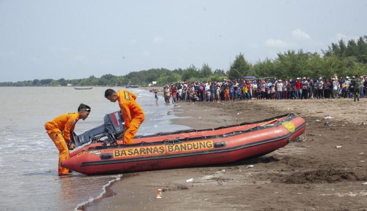Foto Berita Pertamina Hulu Energi ONWJ Bantu Basarnas Cari Korban Lion Air JT-610