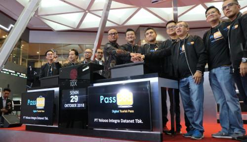 YELO Pariwisata Lesu, Passpod Raup Profit Nyaris Rp1 Miliar