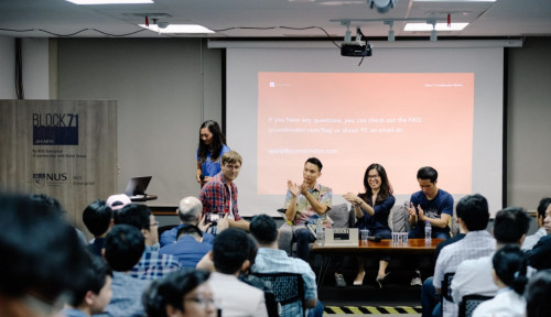 Foto Y Combinator Mencari Bibit Startup Indonesia
