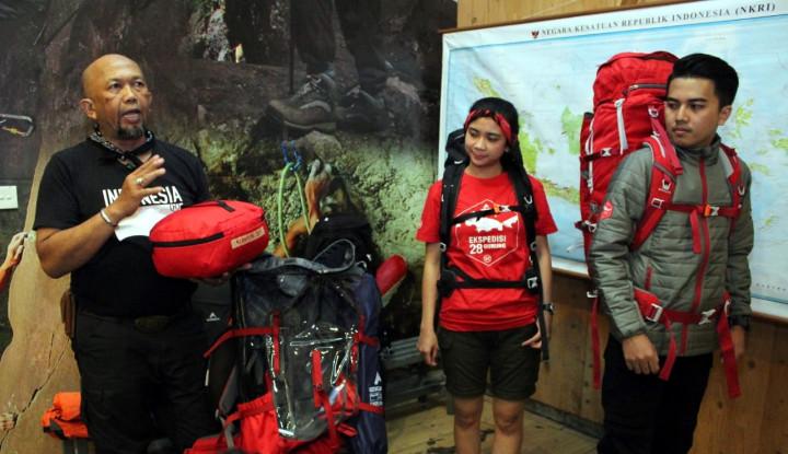 Foto Berita Peringati Sumpah Pemuda, Eiger Bakal Ekspedisi Pegunungan Asia Tenggara