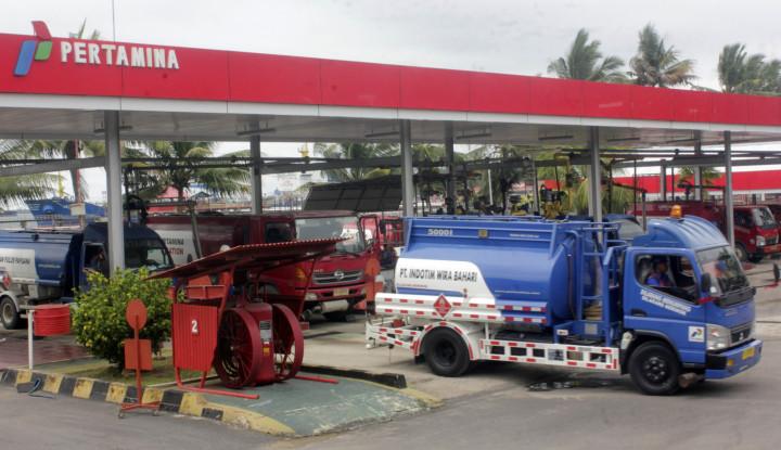 Foto Berita Usai Gempa 4,6 SR di Ambon, Pertamina Pastikan TBBM dan DPPU Aman