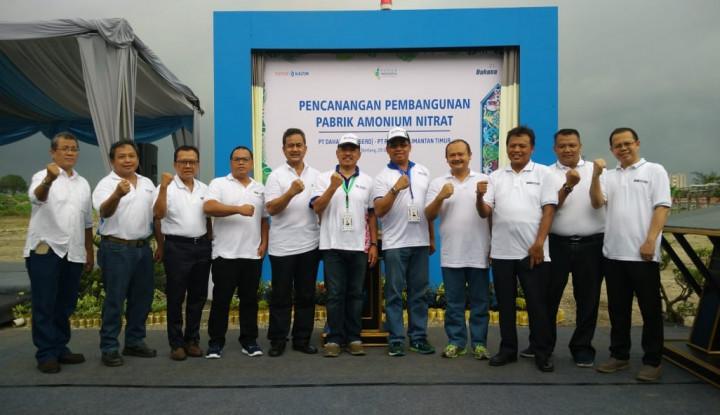 Dahana–PKT CanangkanPabrik Amonium Nitrat - Warta Ekonomi