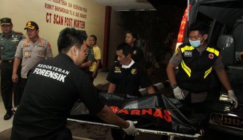 Foto Lagi, Lima Jenazah Korban Longsor Sukabumi Ditemukan