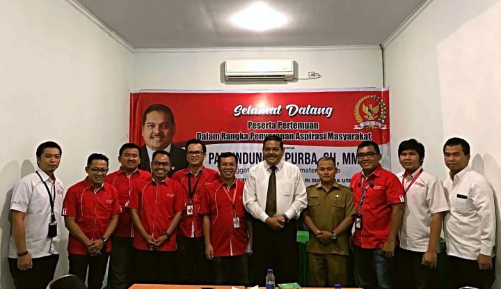 Foto Berita Dukung Pariwisata Sumut, DPD Bahas Jaringan dengan Telkomsel