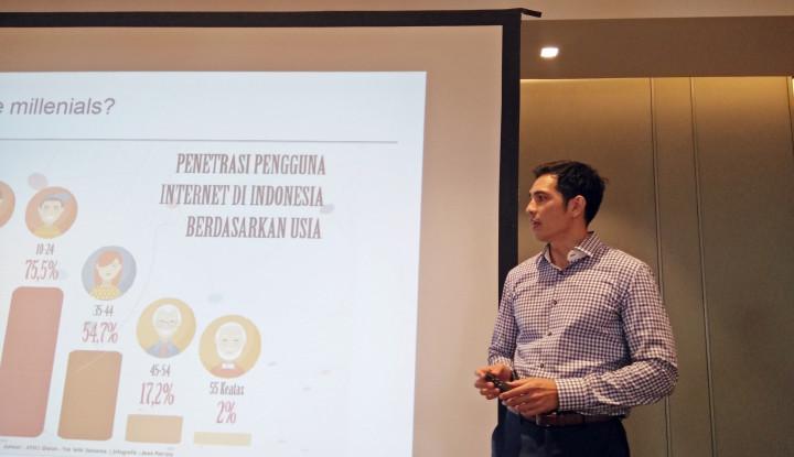 Foto Berita Sektor Saham Pilihan Andrian Maulana untuk Investor Milenial