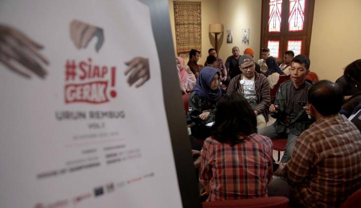 Foto Berita Gandeng Komunitas Forum, SIAP GERAK Gotong Royong Benahi Surabaya