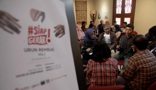 Foto Gandeng Komunitas Forum, SIAP GERAK Gotong Royong Benahi Surabaya