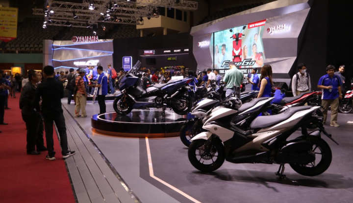 Foto Berita PCX dan Vario Dominasi Penjualan Honda di IMOS 2018
