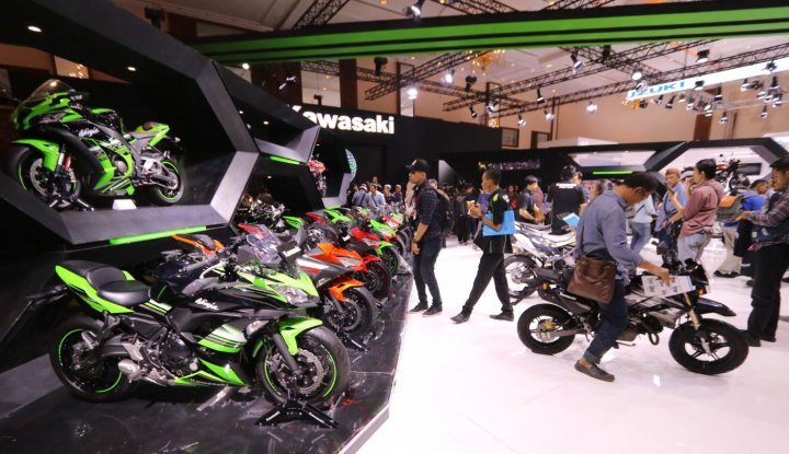 Foto Berita Penjualan Sepeda Motor Ditargetkan Tembus 6,3 Juta Unit