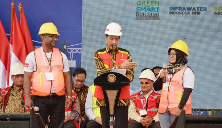 Foto Berita Pembangunan Ala Jokowi Bukan Jawa Sentris