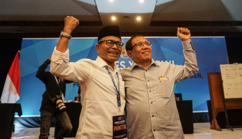 Foto Visi Baru PWI di Kepemimpinan Atal S Depari