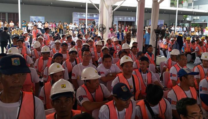 Indonesia Siap Pasok Kebutuhan Tenaga Kerja Industri Jepang - Warta Ekonomi