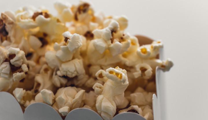 Foto Berita Popcorn