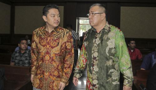 Foto Hak Politik Walikota Kendari Nonaktif dan Ayahnya Dicabut