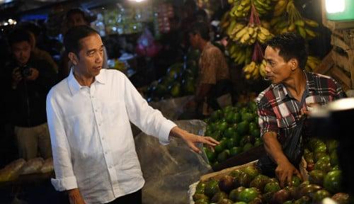 Foto Doa Terkabul, Ibu Dedeh Senang Berjumpa dengan Jokowi