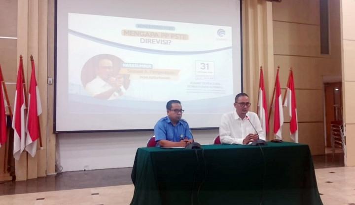 Foto Berita Untuk Ciptakan Iklim Kemudahan Berusaha, Pemerintah Revisi PP PSTE