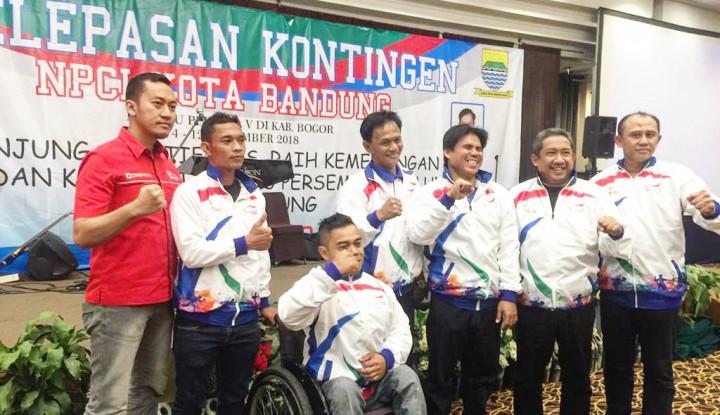 CNAF Berikan Dukungan dan Bantuan ke NPCI Bandung