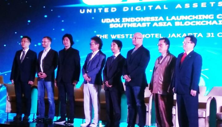 Foto Berita Punya Fitur Fund Rising, UDAX Meluncur di Indonesia