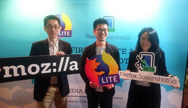 Foto Berita Mozilla Indonesia Community, Pendukung Kemajuan Mozilla di Indonesia