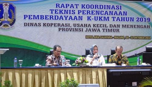 Foto LPDB Ajak Dekopin dan Dinas KUMKM Benahi Tata Kelola Keuangan Koperasi