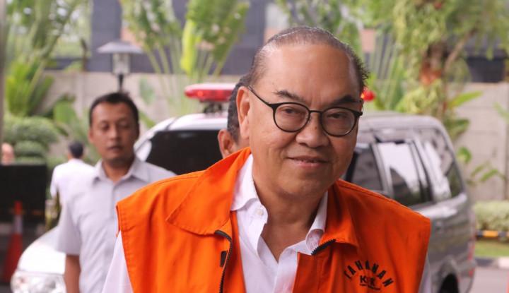 Terdakwa Kasus PLTU Riau-1, Kotjo Pasrah Divonis 4,5 Tahun - Warta Ekonomi