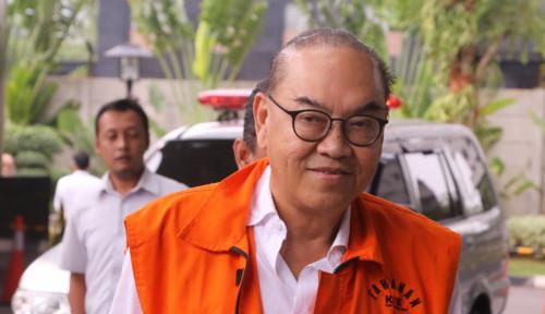 Foto Terdakwa Kasus PLTU Riau-1, Kotjo Pasrah Divonis 4,5 Tahun