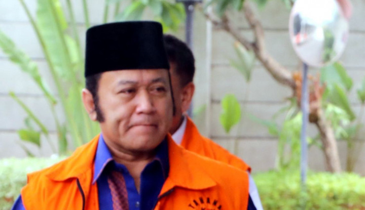 Foto Berita Harta Adik Kandung Zulkifli Hasan Disita KPK
