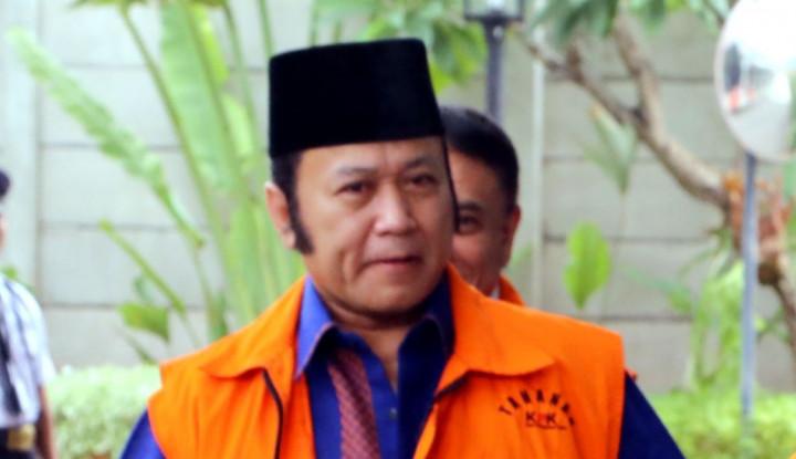 Foto Berita Adik Ketua Umum PAN Didakwa Pasal TPPU