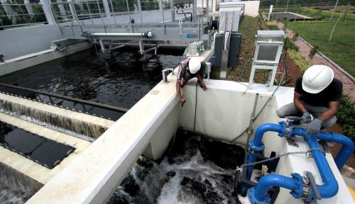 Foto Pemkab Bekasi Undang Ahli dari Jepang untuk Atasi Masalah Air Bersih