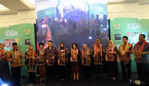 Foto IBT Expo 2018, Diharapkan Dorong Perekonomian Indonesia