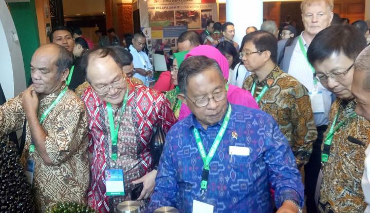 Foto Berita Menko Perekonomian Luncurkan Aplikasi Pro-Sawit
