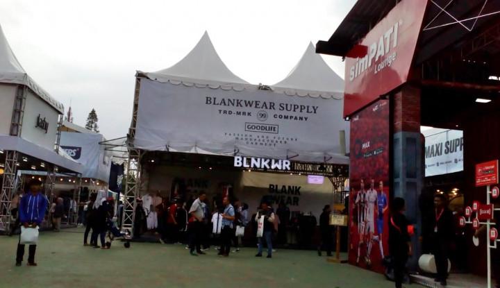 Foto Berita SimPATI Kickfest Bandung Targetkan 60 Ribu Pengunjung