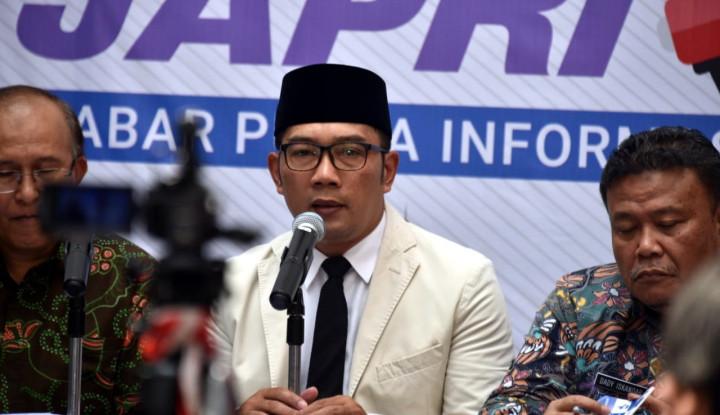 Foto Berita Kasus Ridwan Kamil Dihentikan, Wow!
