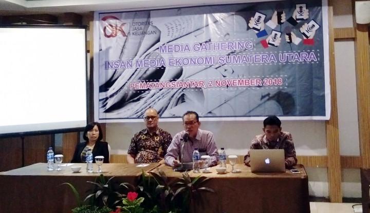 Foto Berita Triwulan III-2018, Aset Perbankan Sumut Tumbuh 4,41%