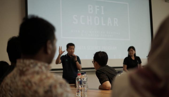 Foto Berita Tingkatkan SDM di Era Digital, BFI Finance Gelar BFI Tech-Scholar