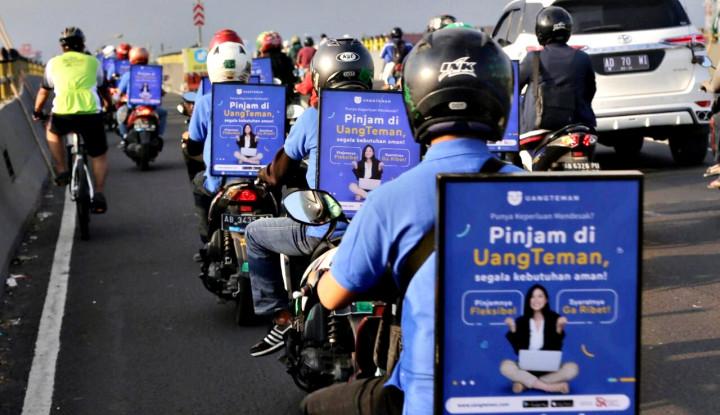 Foto Berita UangTeman Catat Penyaluran Pinjaman Lebih dari Rp300 Miliar