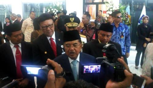 Foto Bandingkan Indonesia dan Singapura, JK: Umat Muslim Indonesia Tata Kehidupan Islaminya Tidak Kuat