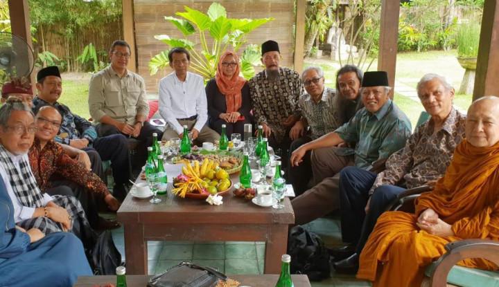 Foto Berita Permufakatan Agamawan dan Budayawan Sikapi Gesekan Agama dan Budaya