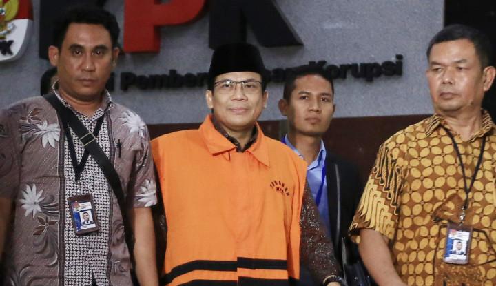 Foto Berita Taufik Kurniawan Tersangka Korupsi, Elektabilitas PAN Mulai Tergerus?