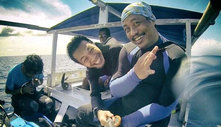 Foto Berita Selamat Jalan Syachrul! Sang Penyelam yang Humoris Wafat dalam Evakuasi Lion Air