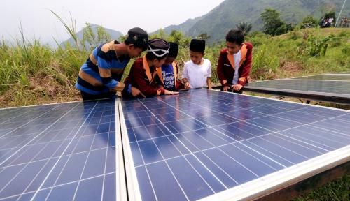 Foto Startup-startup Mulai Tergiur Garap Bisnis Green Energy